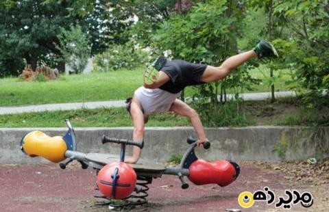تمرینات ورزشی - مدیر ذهن